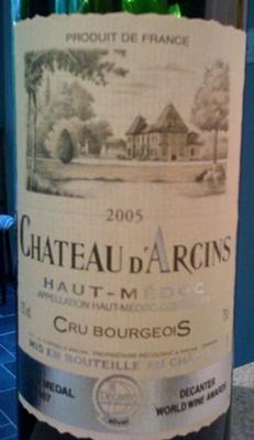 chateaudarcins2005